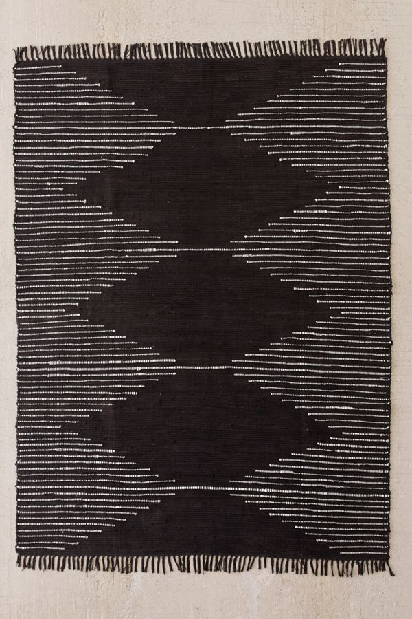 Connected Stripe Rag Rug $24.00–$229.00