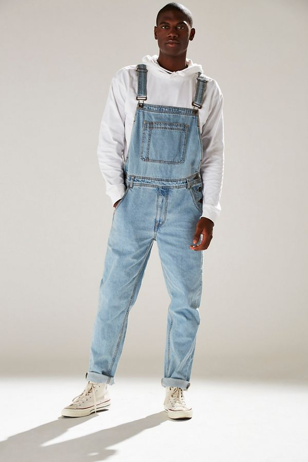 BDG Light Stonewash Denim Overall $79.00