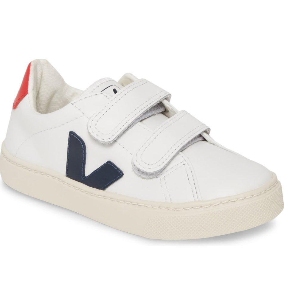 Esplar Double Strap Sneaker VEJA $95.00