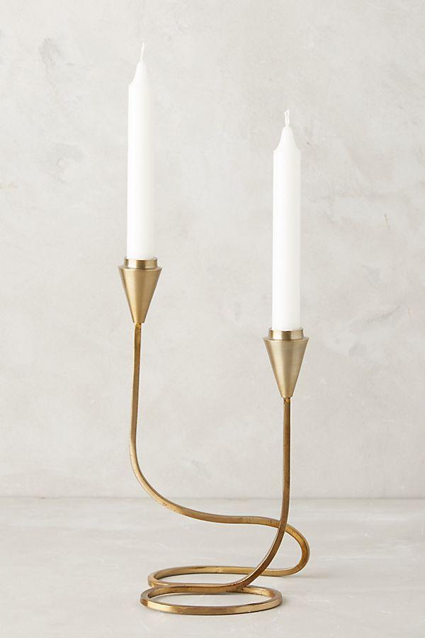Cursive Candlestick $22.00–$32.00