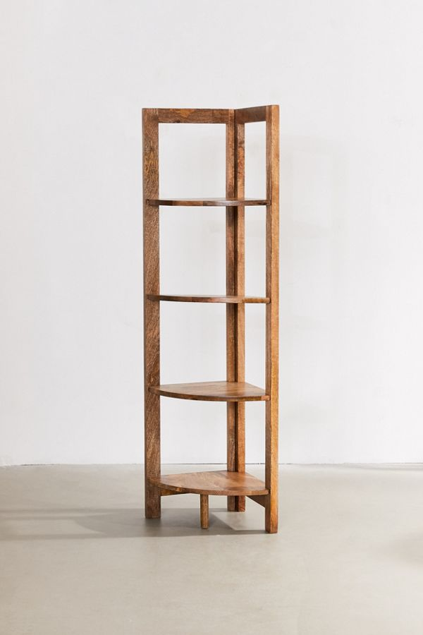 Mara Corner Bookshelf $179.00