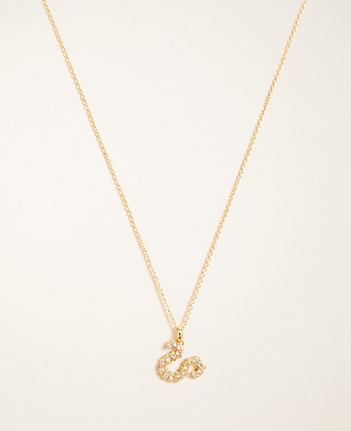 Leo Zodiac Necklace $29.99