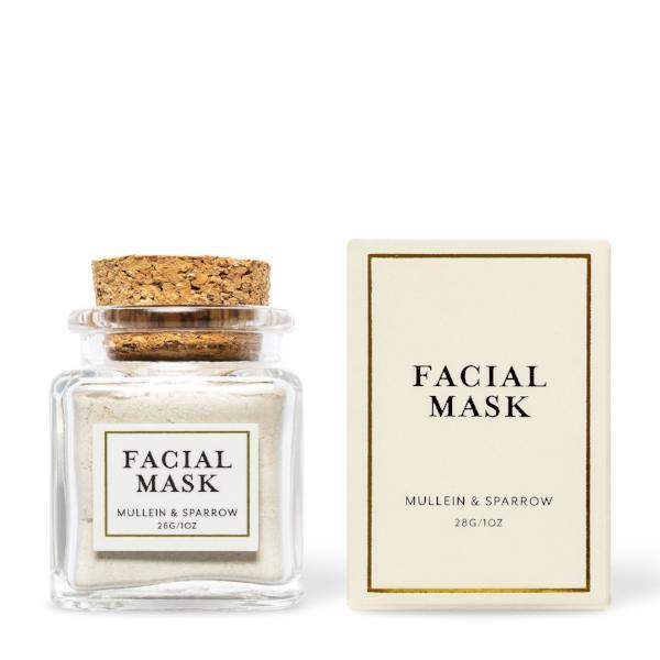Mullein & Sparrow Facial Mask $14.00