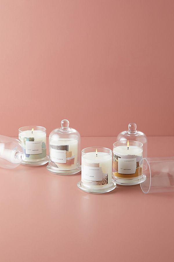 Cloche Candle $30.00