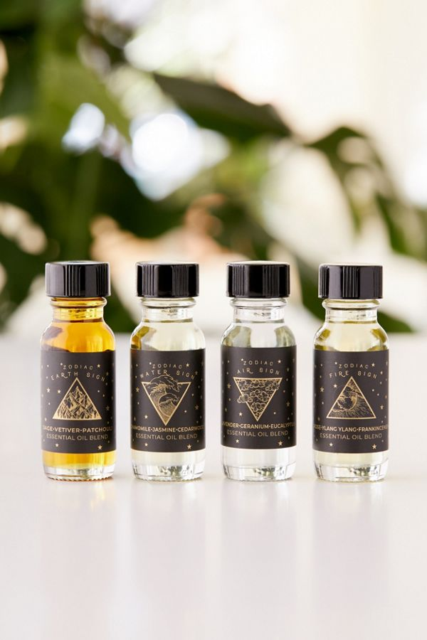 Zodiac Element Essential Oil $12.00