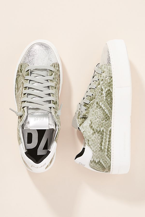 P448 Thea Snake Sneakers$298.00