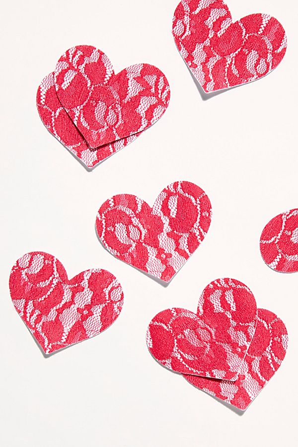 Heart Shaped Pasties Multi-Pack $14.00