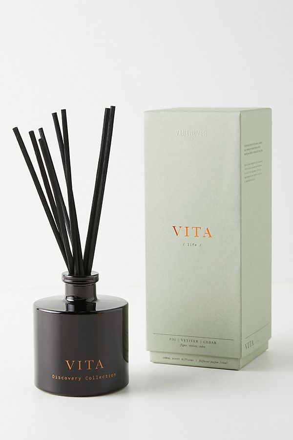 Vancouver Candle Co. Reed Diffuser $48.00
