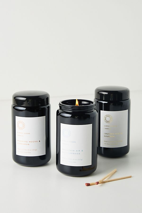 Simper Goods Candle $38.00