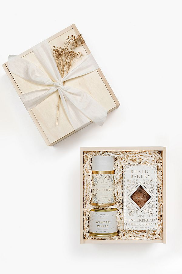 Loved and Found Let it Snow Curated Gift Box $48.00