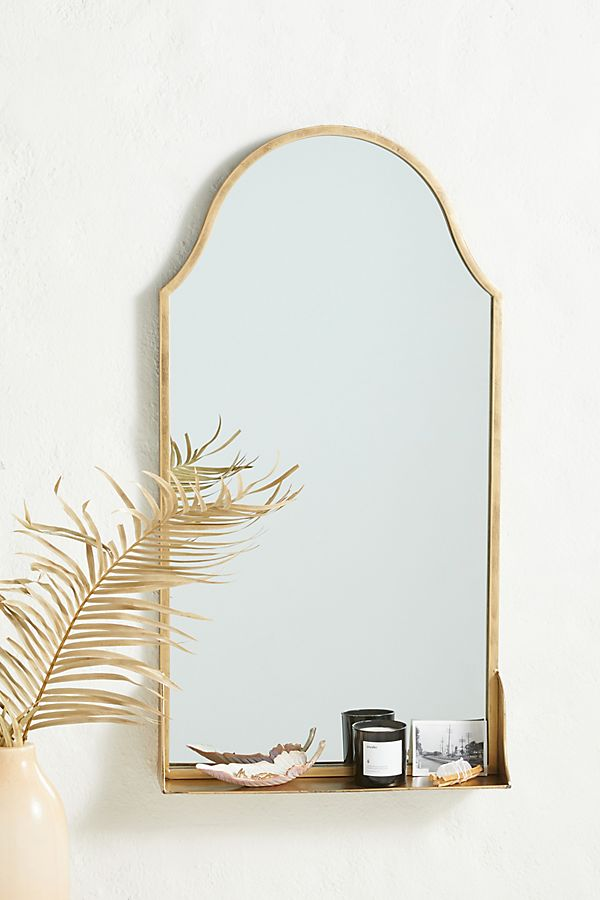 Evey Shelved Mirror $398.00