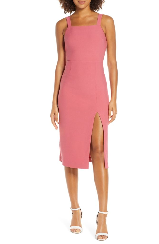 Palermo Sheath Dress FINDERS KEEPERS  $160.00
