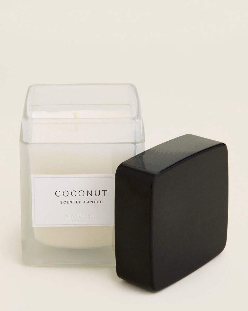 HAVEN STREET Coconut Scented Candle$7.99