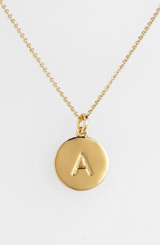 one in a million initial pendant necklaceKATE SPADE NEW YORK $58.00