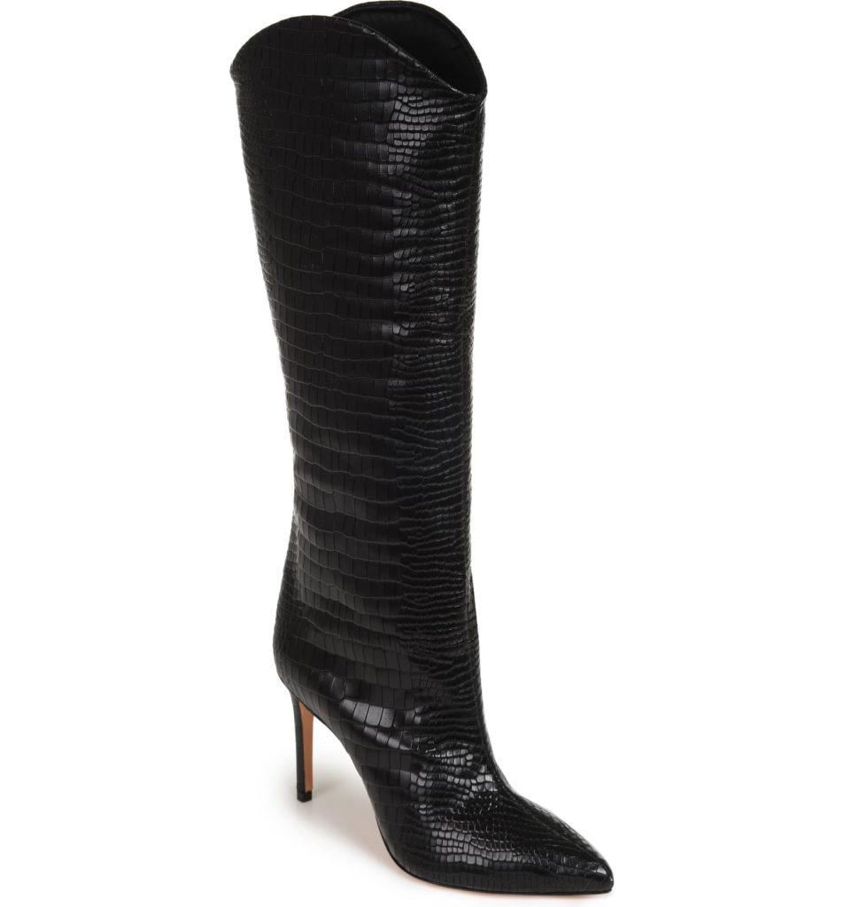 Maryana Pointy Toe Boot SCHUTZ $289.95