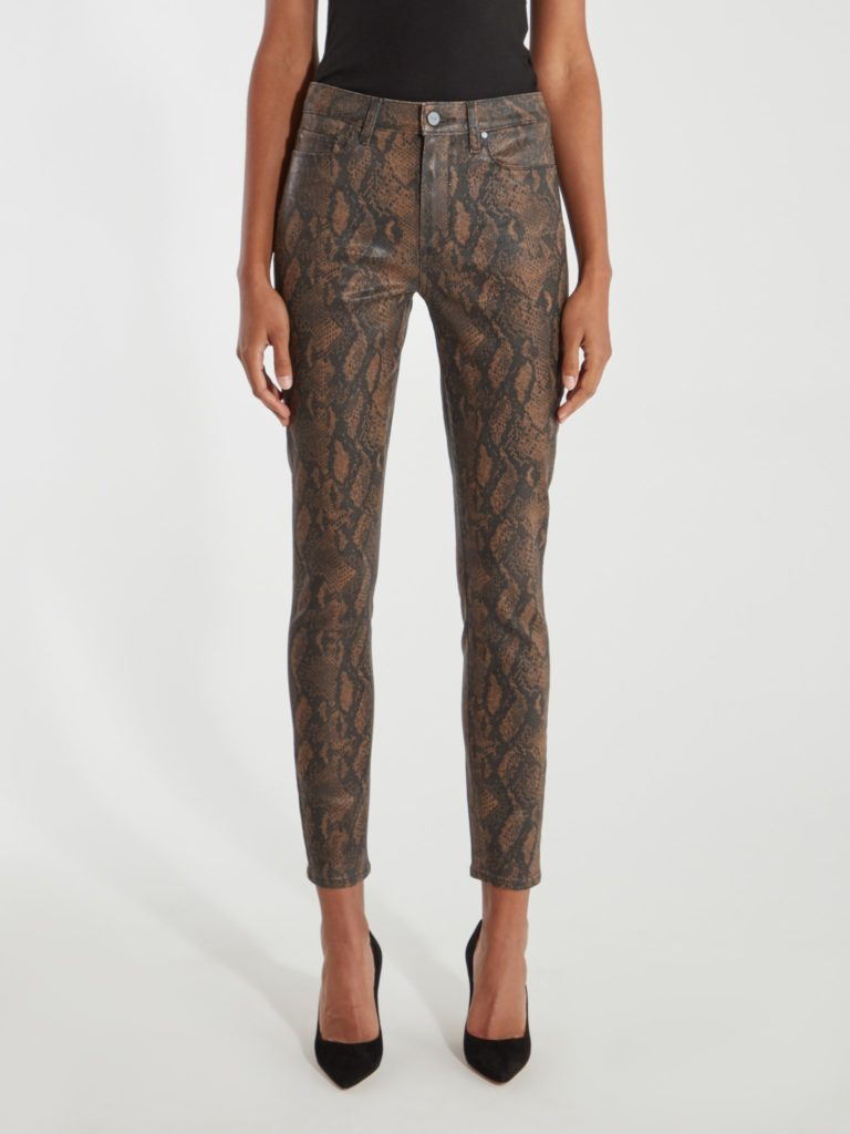 PAIGE Hoxton High Rise Ultra Skinny Jeans $95.00