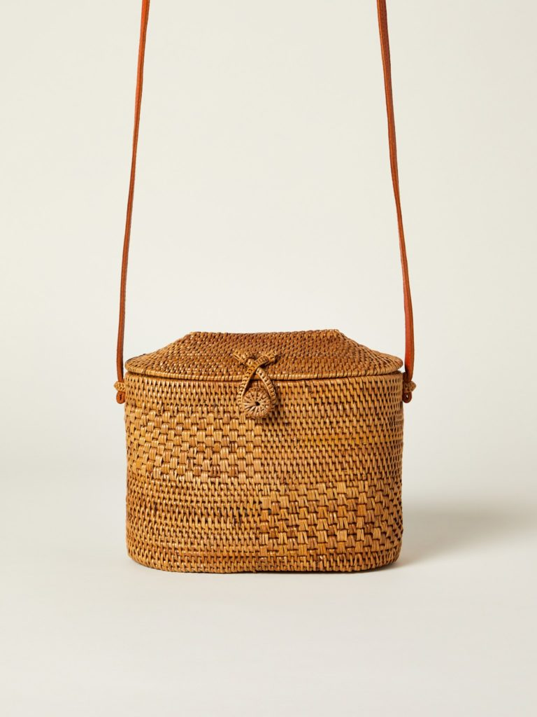 Bembien Marfa Crossbody Basket Bag $58.00