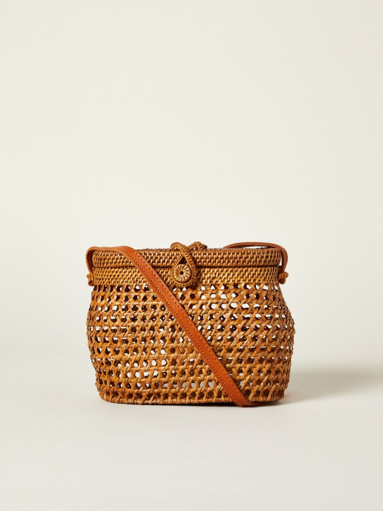 Bembien Tali Basket Crossbody Bag $185.00