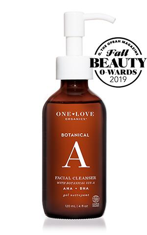 BOTANICAL A FACIAL CLEANSERfoaming cleanser $39.00