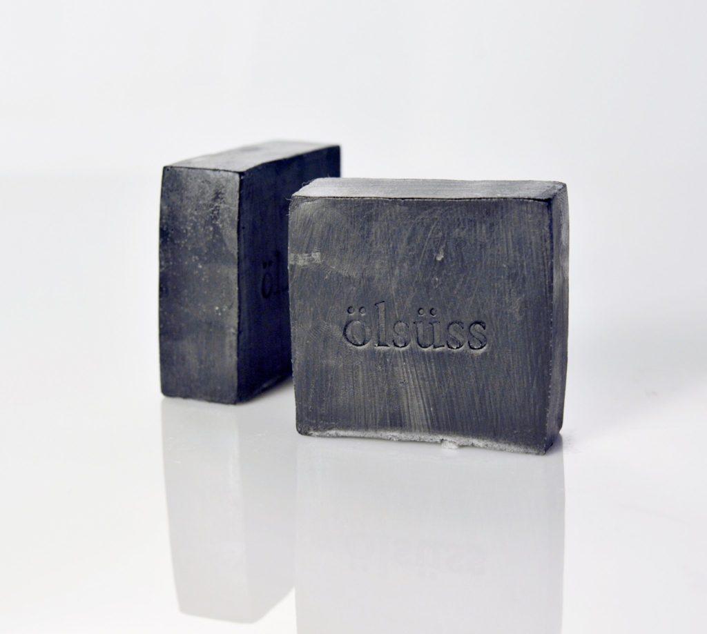 Organic Charcoal Soap $9.00