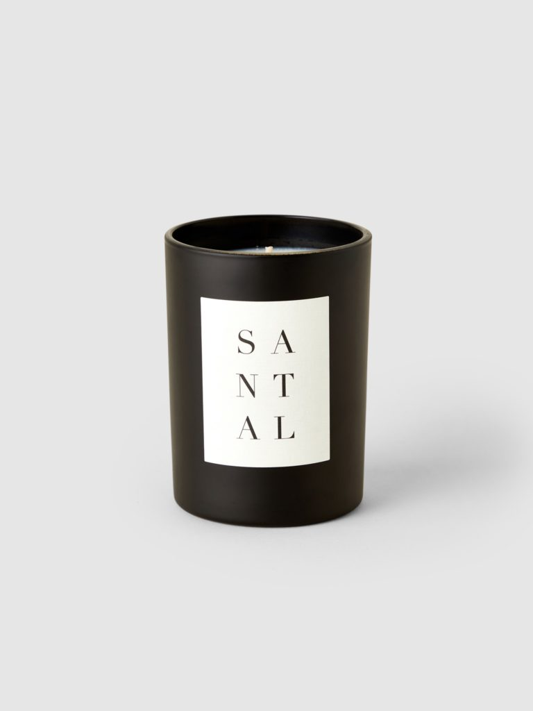 Brooklyn Candle Studio Santal Noir Candle $35.00