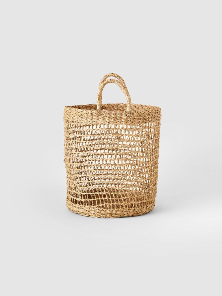 Open Weave Basket $60.00