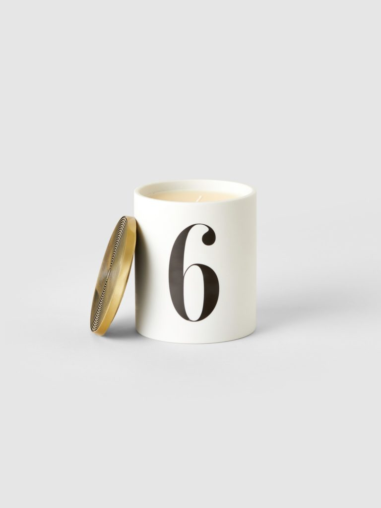 L'Objet Jasmin d'Inde No.6 Candle $95.00
