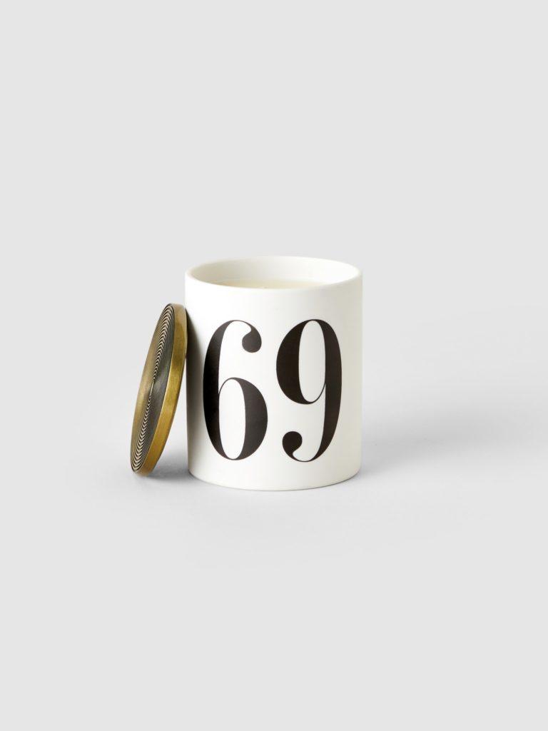 L'Objet Oh Mon Dieu No. 69 Candle $95.00