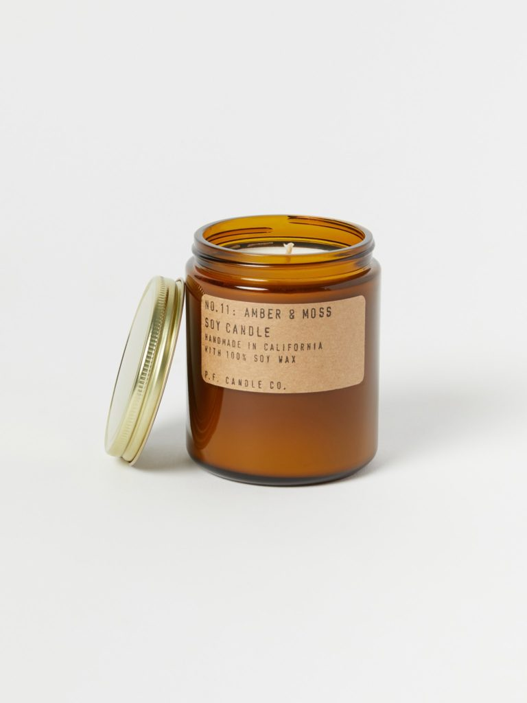 P.F. Candle Co. Amber & Moss Candle $20.00