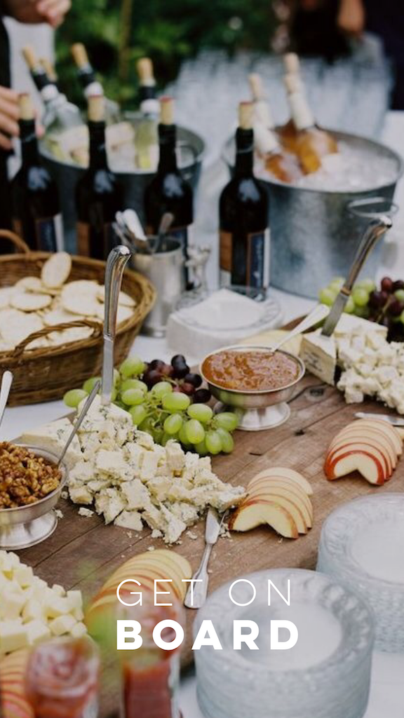 ALL YOU NEED FOR THE PERFECT CHARCUTERIE PARTY