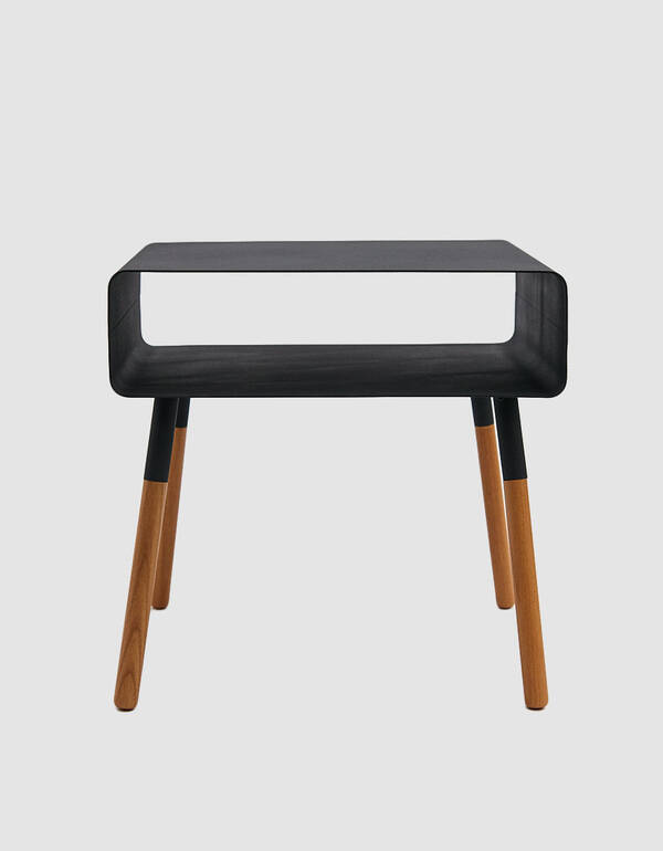 Yamazaki Home Plain Side Table in Black$78.00