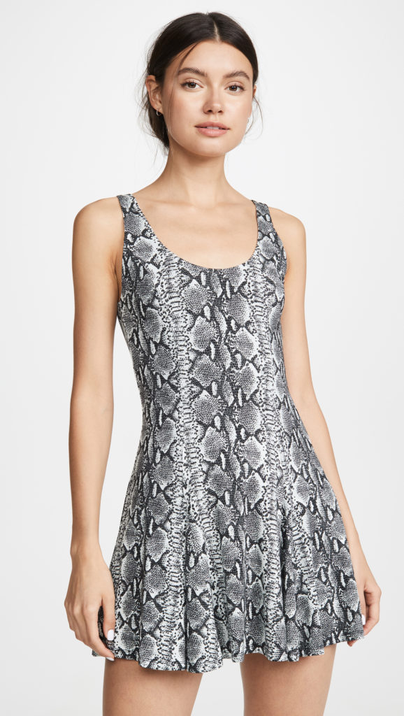 alice + olivia Alicia Godet Midi Tank Dress $88.50