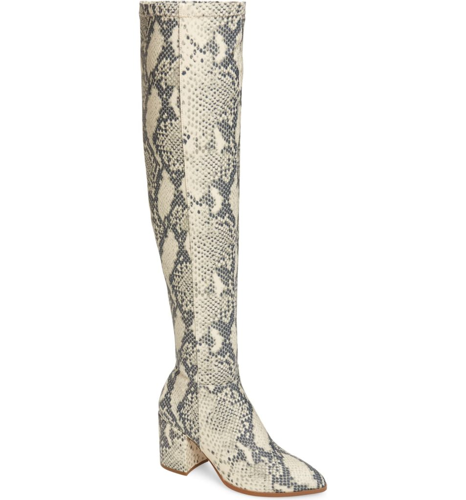Jacey Over the Knee BootSTEVE MADDEN $39.98