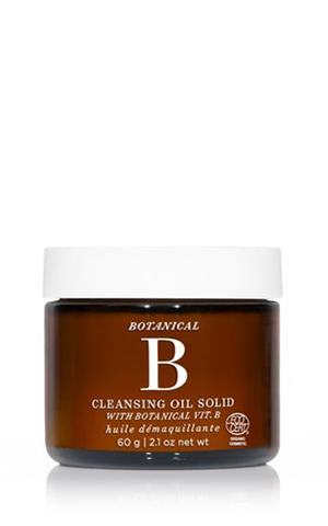 BOTANICAL B CLEANSING OIL SOLIDcleansing oil + makeup remover $49.00