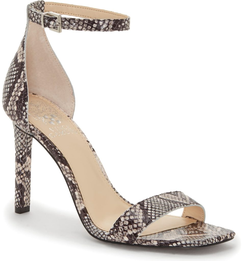 Lauralie Ankle Strap Sandal $98.95