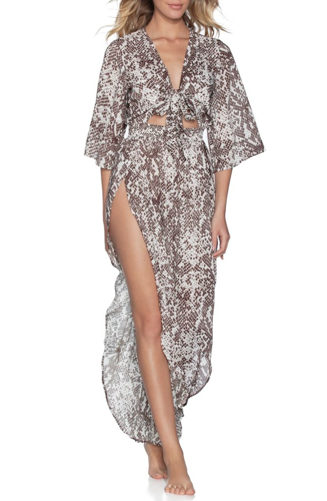 Rise & Shine Cover-Up JumpsuitMAAJI $112.00