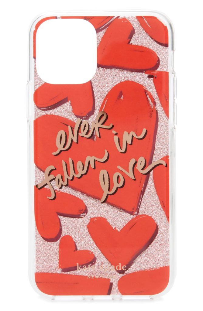 ever fallen in love iPhone 11 Pro case KATE SPADE NEW YORK $35.00