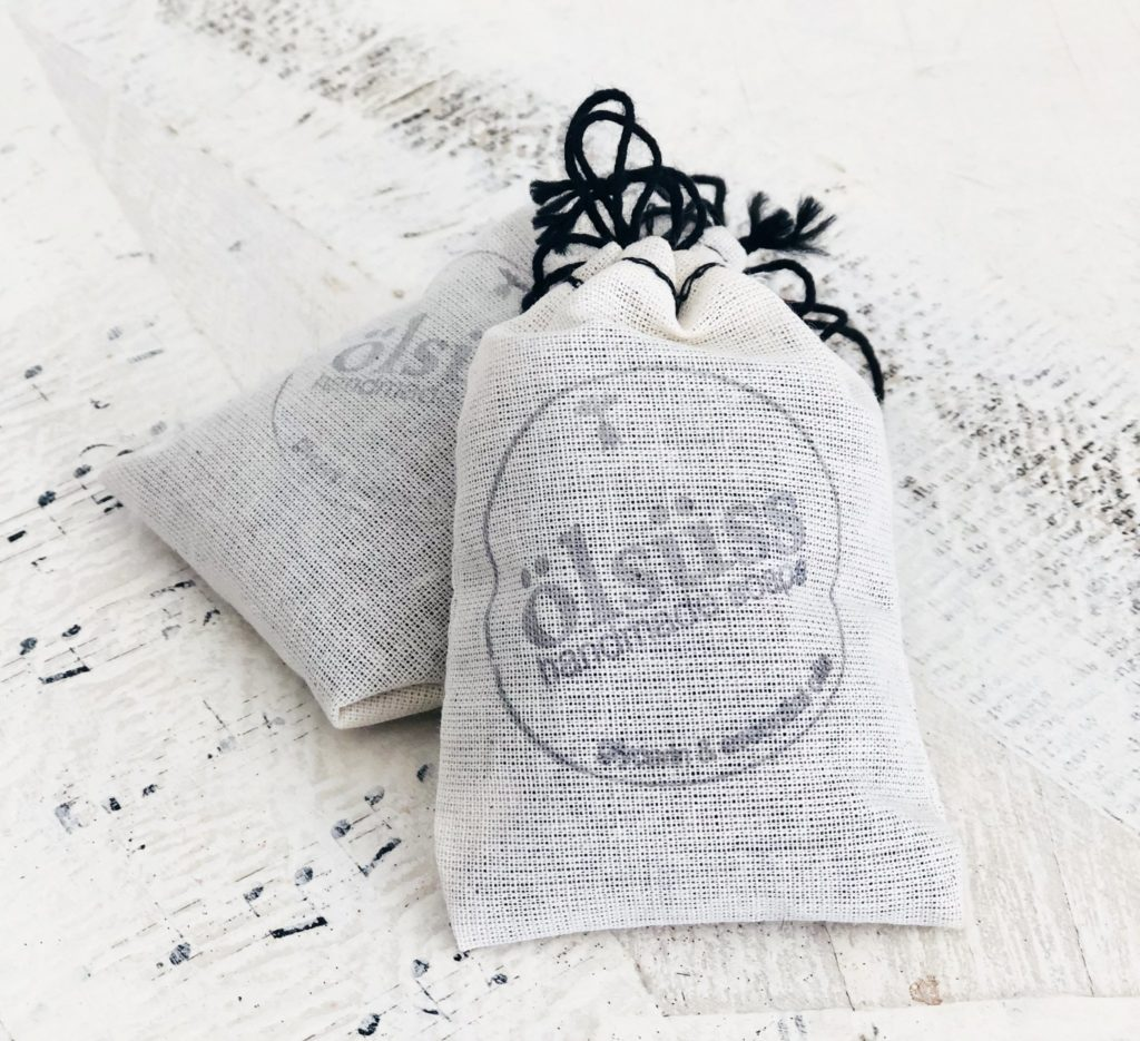 French Lavender Pouch $8.00