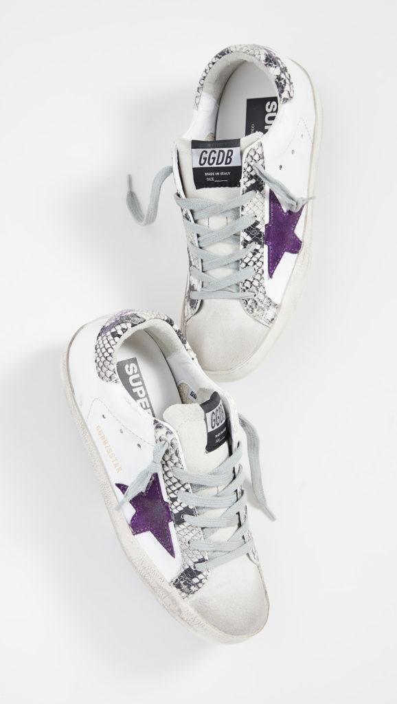 Golden Goose Superstar Sneakers $530.00