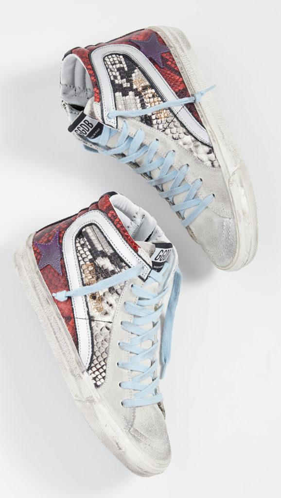 Golden Goose Slide Sneakers $605.00