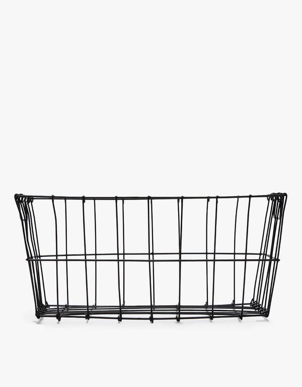 Fog Linen Large Market Basket $28.00