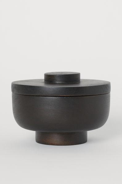 Wooden Pot $17.99