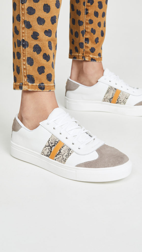 KAANAS Barbera Lace-Up Sneakers $97.30