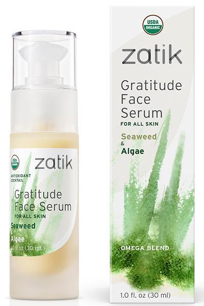 Zatik Zatik Gratitude Face Serum $32.00