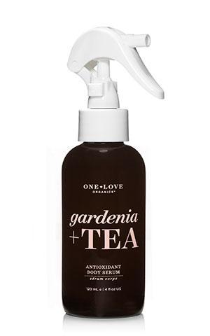 GARDENIA + TEA antioxidant body serum $39.00