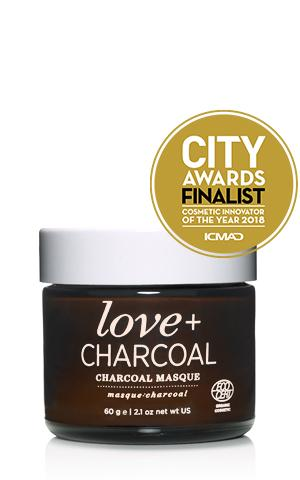 LOVE + CHARCOAL MASQUE $49.00