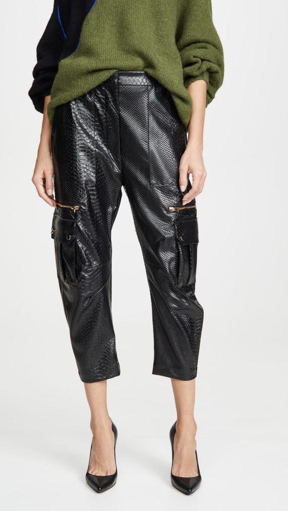 Stella Jean Crop Trousers $230.00