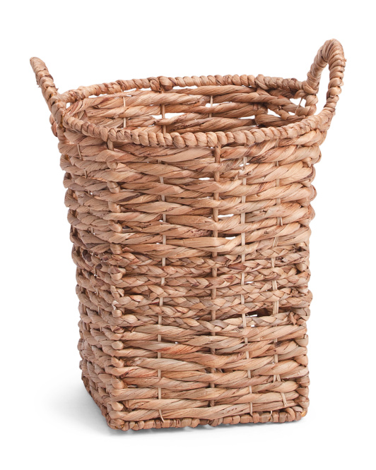 MADE IN VIETNAM Small Natural Braided Storage Basket $14.99