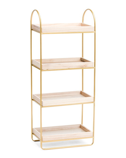 THREE HANDS Decorative Shelving $59.99