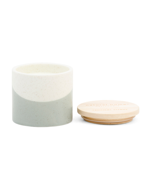 Natural Home Tropical Citrus With Coconut Wax $7.99
